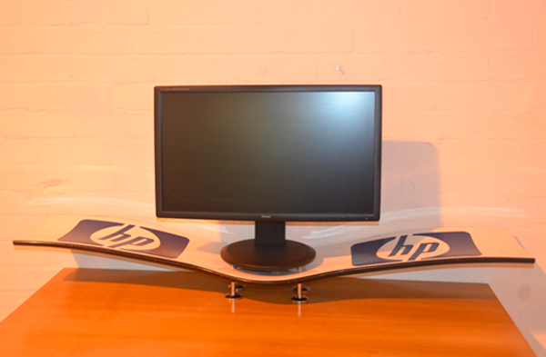 Williams F1, Wing Element Monitor Stand
